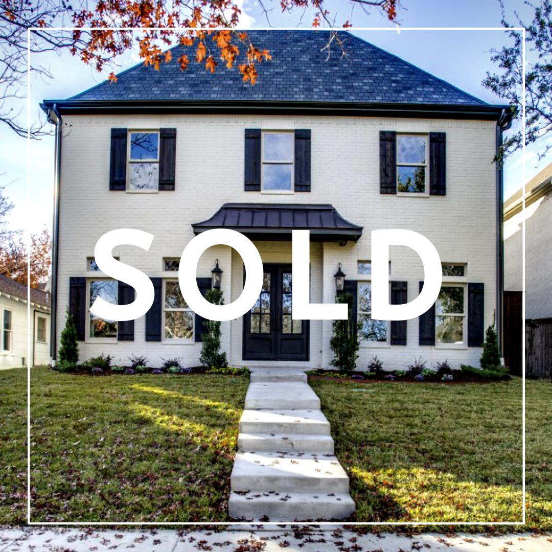 3905 Mattison Avenue – SOLD