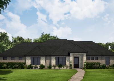 1028 Aledo Ridge Court – Under Construction – $574,000